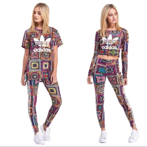 buena reputación disfruta del envío gratis como serch adidas Pants   Crochita 3 Piece Outfit Set   Poshmark